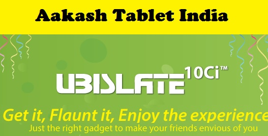 Aakash Tablet India customer care number 14 4